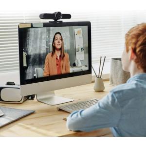Tenveo TEVO-VA200PRO マイク・スピーカー一体型USBカメラ ウェブカメラ WEBカメラ USBウェブカメラ マイク・スピーカー付き フルHD 1080p jpstars