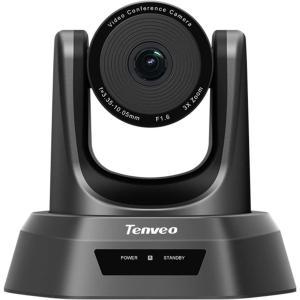 Tenveo正規代理店 TEVO-VA3000 web会議 カメラ 10倍光学ズーム 1080p 高画質 自動フォーカス usbカメラ 広角 PTZ ウェブカメラ VA3000シリーズ jpstars