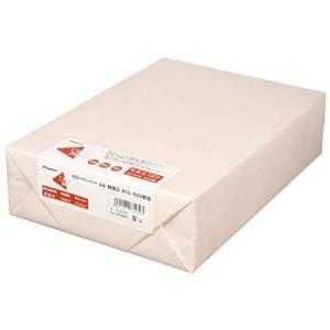 長門屋商店 カラーペーパー ナ-3469 A4特厚口 500枚 サクラ