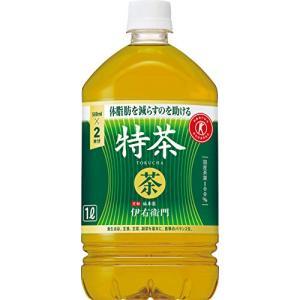 特茶 内容量:1L×12本体脂肪を減らすのを助けるカロリー:0kcal/100mlあたり原材料:緑茶...