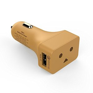 cheero DANBOARD CAR CHARGER 【Quick Charge 3.0対応】 カ...