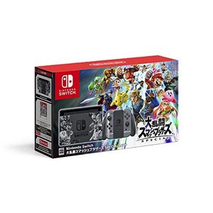 Nintendo Switch 大乱闘スマッシュブラザーズ SPECIALセット[同梱ダウンロード版...