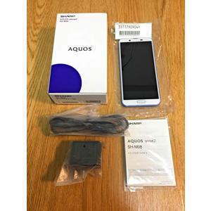 シャープ AQUOS sense2 SH-M08 アーバンブルー5.5インチ SIMフリースマートフ...