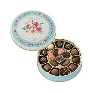 特選バレンタインデー限定 チョコレート トリュフアソートメント 18個入 メリーチョコレート