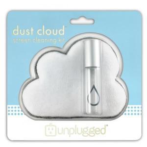 スマホ 画面拭き 携帯 スマホクリーナー DUST CLOUD|jpt-teds