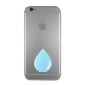 スマホ 画面拭き 携帯 スマホクリーナー DUSTI droplet|jpt-teds