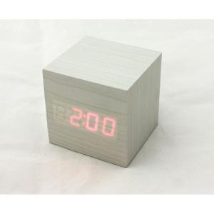 置時計 おしゃれ 北欧 風 デジタル LEDクロック セール|jpt-teds