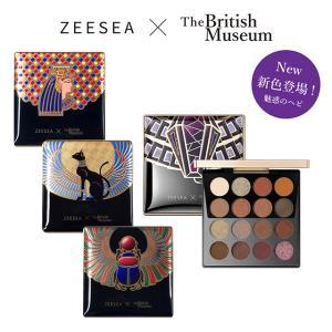 ZEESEA ズーシー アイシャドウ 大英博物館 16色スクエアアイシャドウパレット 正規品|jpt-teds