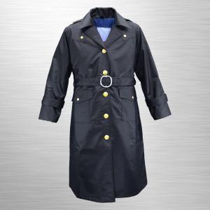 #7000KF 制服型防寒ロングコート(合皮製) jpu-shop