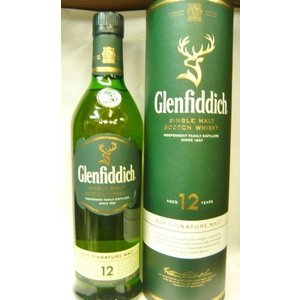 グレンフェディック 12年スペシャルリザーブ12年 スコッチウイスキー おまけは北海道ベビーポタテ・新橋焼鳥・うずら卵・鹿児島さつまあげの中から2個付き jr-gurume