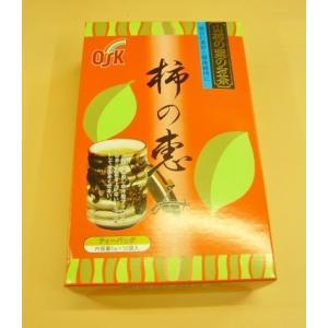 NHKで柿茶の効能が放映 サプリより 柿茶 5g×32個 便利なティーパック 山柿をティーパックにしています|jr-gurume
