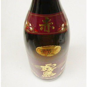 赤霧島 1800ml びっくらこいた〜旨さです〜  九州ではお祝い焼酎ですマツコさんも知りません|jr-gurume