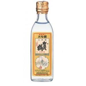 オバマ大統領が銀座で飲んだ 大吟醸 賀茂鶴 ゴールド 角瓶 180ml入荷しました
