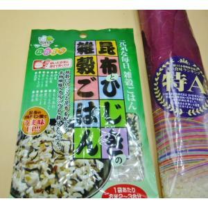 新品種を召し上がれ 大嘗祭で選ばれた栃木産 食味特A米 とちぎの星 お試し300g(2カップ)とひじき昆布雑穀ごはん JAはが野一等玄米を精米 |jr-gurume