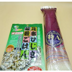 新品種を召し上がれ 大嘗祭で選ばれた栃木産 食味特A米 とちぎの星 お試し300g(2カップ)とひじき昆布雑穀ごはん JAはが野一等玄米を精米 |jr-gurume|04
