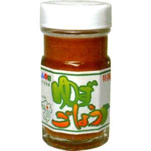 九州 ギフト 2019 大分つえエーピー 赤ゆずごしょう 60g  Y-41  大分県産柚子使用の柚子胡椒  常温|jrk-shoji