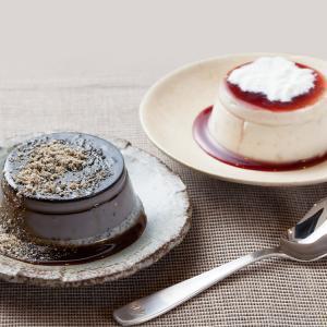 九州 ギフト 2019 フカツコーヒー 黒ごま 金ごま三景プリン詰め合わせ6個セット 北九州名物 冷凍|jrk-shoji