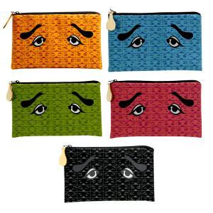 九州 お土産 サヌイ織物  博多織 にわかポーチ 全5色   NWP-3200   博多の伝統工芸   箱入   はかたおり にわか  I83O12 常温|jrk-shoji