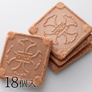 九州 ギフト 2021 小浜食糧 長崎銘菓クルス 18枚入  常温
