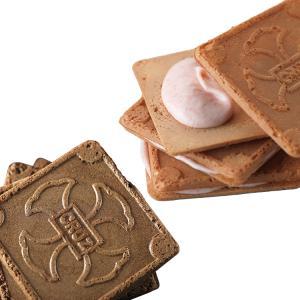 九州 ギフト 2021 小浜食糧 クルス詰合2種[珈琲、苺] 18枚入  常温