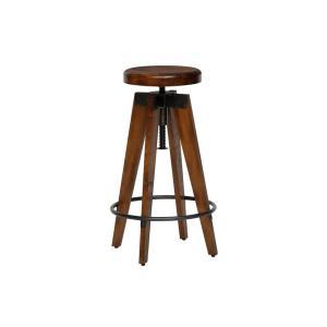 journal standard Furniture ジャーナルスタンダードファニチャー CHINON HIGH STOOL シノン ハイスツール ウッドシート 座面昇降 B00IFS8P8S|js-f|02