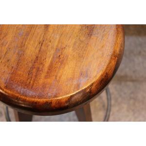journal standard Furniture ジャーナルスタンダードファニチャー CHINON HIGH STOOL シノン ハイスツール ウッドシート 座面昇降 B00IFS8P8S|js-f|04