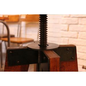 journal standard Furniture ジャーナルスタンダードファニチャー CHINON HIGH STOOL シノン ハイスツール ウッドシート 座面昇降 B00IFS8P8S|js-f|05