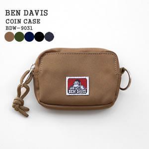 ベンデイビス/BEN DAVIS コインケース 小銭入れ 小物入れ ポーチ COIN CASE BDW-9031 レディース メンズ【メール便可能】|jscompany-store