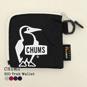 チャムス/CHUMS 30Dトレックウォレット 財布 小銭入れ 30D TREK WALLET CH60-2269【メール便可能】|jscompany-store