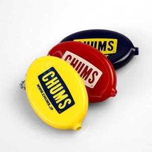 チャムス/CHUMS チャムスロゴクイコインウィズボールチェーン ラバーコインケース 小銭入れ CH61-1005【メール便可能】|jscompany-store