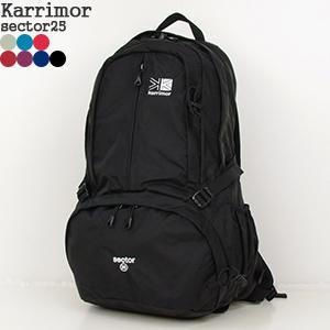 1946年、アルピニズム発祥の国イギリスで誕生したアウトドアブランド「Karrimor(カリマー)」...