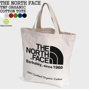ノースフェイス/THE NORTH FACE オーガニックコットントート エコバッグ トートバッグ NM81616【1点のみメール便可能】|jscompany-store