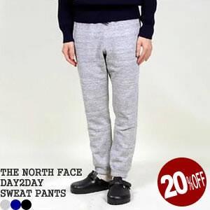 ノースフェイス/THE NORTH FACE デイトゥーデイスウェットパンツ リブパンツ DAY2DAY SWEAT PANTS メンズ|jscompany-store