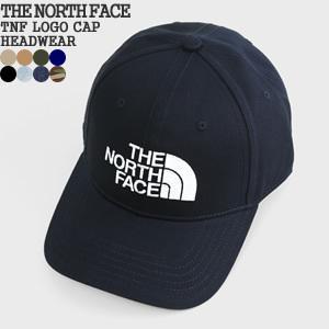 ノースフェイス/THE NORTH FACE TNFロゴキャップ ベースボールキャップ 帽子 TNF LOGO CAP NN01450 レディース メンズ|jscompany-store