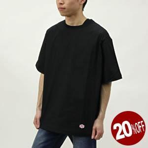 20%OFF ヴァンソン・エ・ミレイユ/VINCENT ET MIREILLE コンビネーション ショートスリーブTシャツ 半袖 ビッグTシャツ  VM71WC821M メンズ|jscompany-store