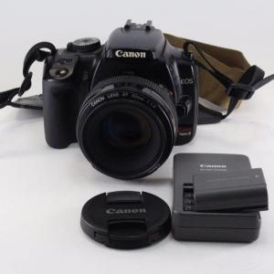 Canon デジタル一眼レフカメラ EOS Kiss デジタル X  Canon 単焦点レンズ EF50mm F1.4 USM フルサイズ対応付 jsh