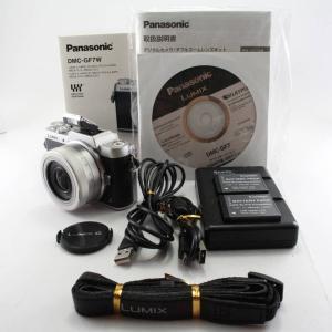 【中古】パナソニック ミラーレス一眼カメラ DMC-GF7 標準ズームレンズ付き jsh