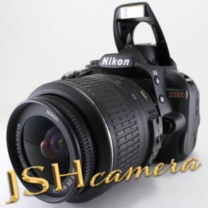 Nikon デジタル一眼レフカメラ D3100 レンズキット D3100LK jsh