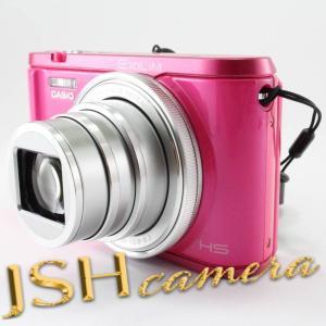 【中古】CASIO デジタルカメラ EXILIM EX-ZR3100VP 自分撮りチルト液晶 スマホへ自動送信 ビビットピンク|jsh