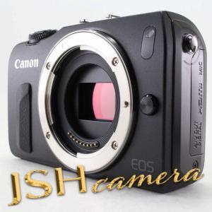 Canon ミラーレス一眼カメラ EOS M ボディ ブラック EOSMBK-BODY|jsh