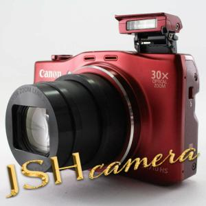 【中古】Canon デジタルカメラ PowerShot SX710 HS レッド 光学30倍ズーム PSSX710HS(RE)|jsh