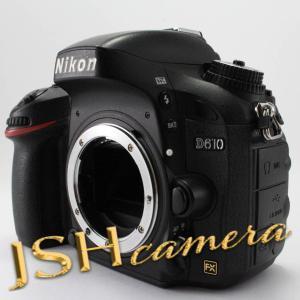 【中古】Nikon デジタル一眼レフカメラ D610|jsh