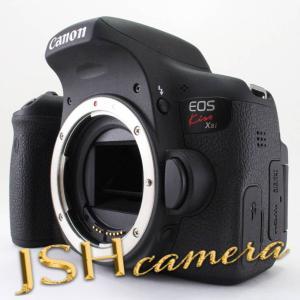 Canon デジタル一眼レフカメラ EOS Kiss X8i ボディ 2420万画素 EOSKISSX8I…|jsh