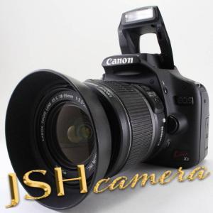 【中古】Canon デジタル一眼レフカメラ Kiss X3 ダブルズームキット KISSX3-WKIT|jsh