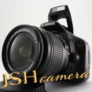 Canon デジタル一眼レフカメラ EOS Kiss X4 EF-S 18-55 IS レンズキット KISSX4-1855ISLK jsh