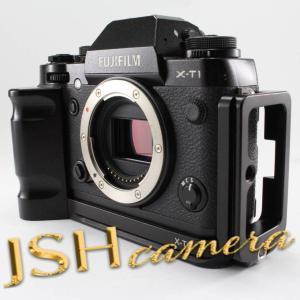 【中古】FUJIFILM ミラーレス一眼 X-T1 ブラック F FX-X-T1B jsh