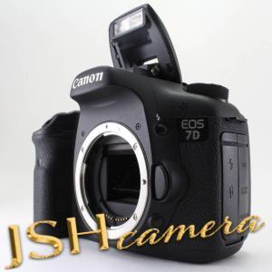 【中古】Canon デジタル一眼レフカメラ EOS 7D ボディ EOS7D|jsh
