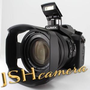 【中古】パナソニック デジタルカメラ ルミックス FZH1 2010万画素 光学20倍 ブラック DMC-FZH1|jsh