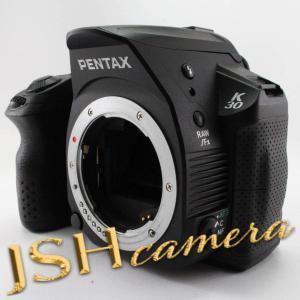 PENTAX デジタル一眼レフカメラ K-30 ボディ ブラック K-30BODY BK 15615|jsh