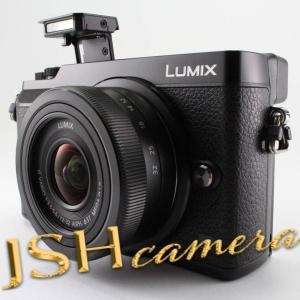 【中古】パナソニック ミラーレス一眼カメラ ルミックス GX7MK2 標準ズームレンズキット ブラック DMC-GX7MK2KK jsh